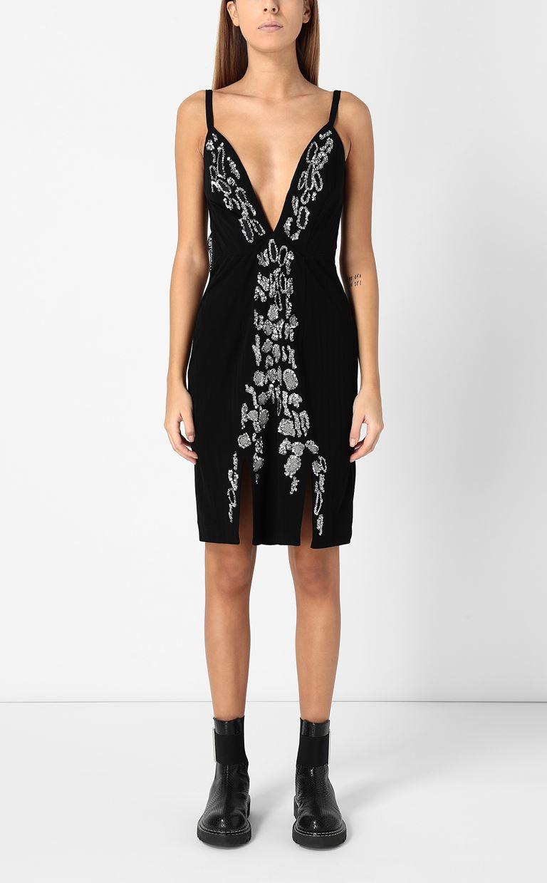 JUST CAVALLI Dress with animal-print pattern Dress Woman r