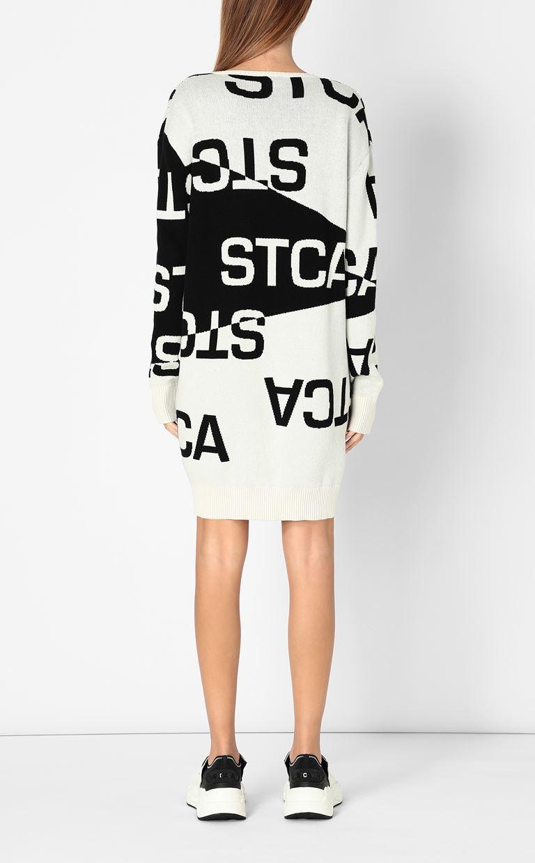JUST CAVALLI Dress with STCA logo Dress Woman a