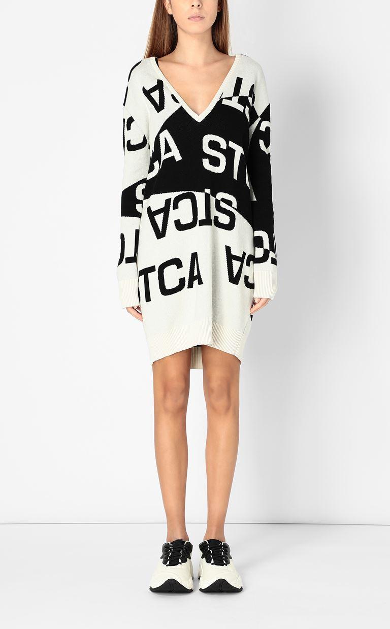 JUST CAVALLI Dress with STCA logo Dress Woman r