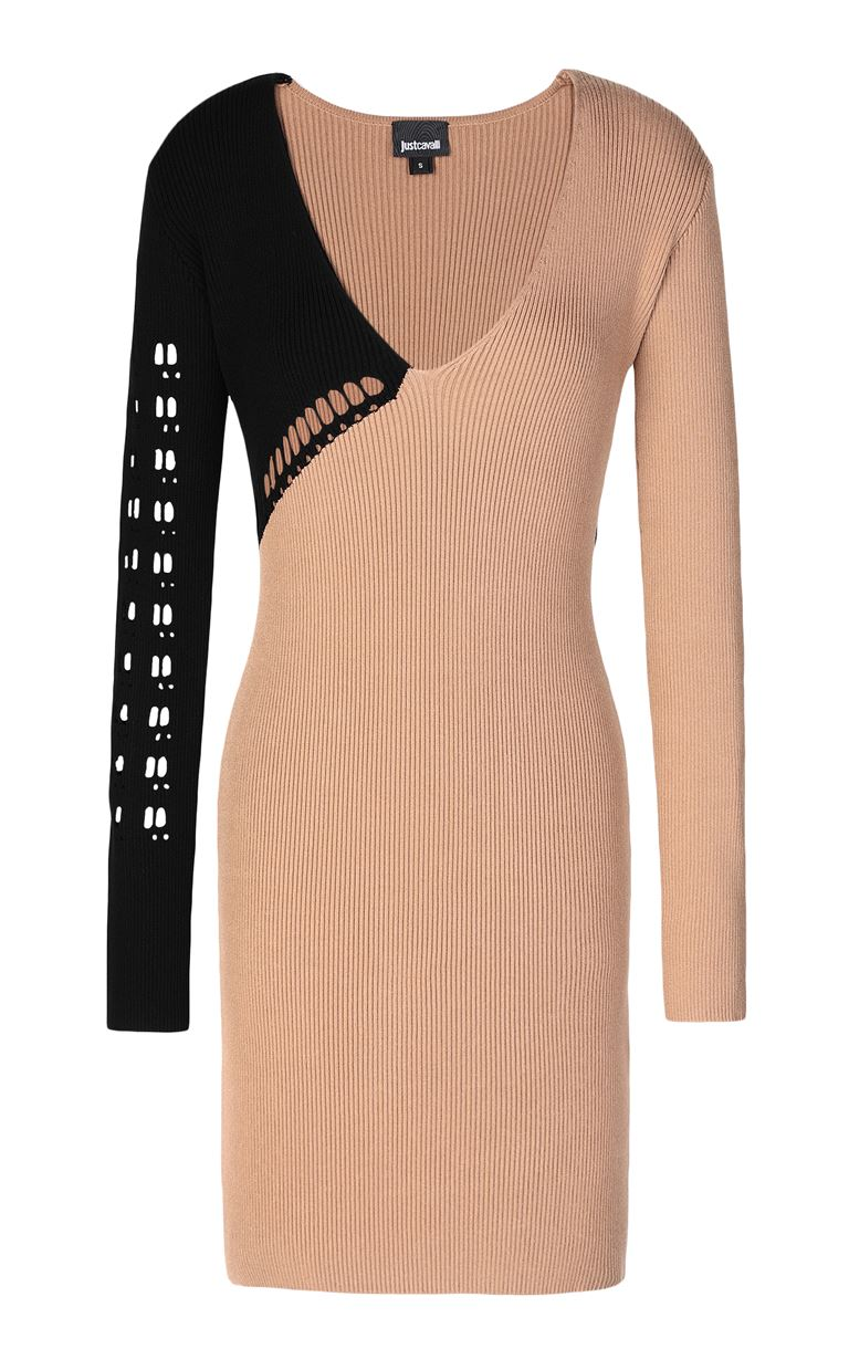 JUST CAVALLI Knitted dress Dress Woman f