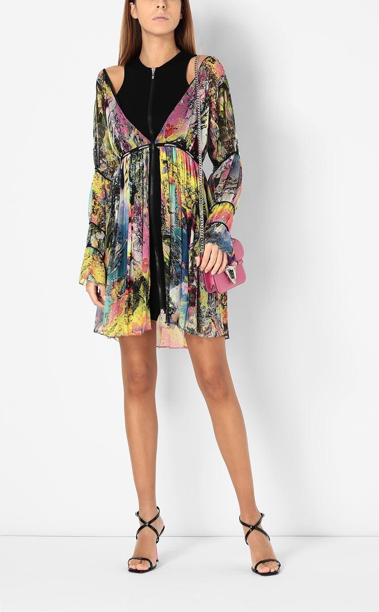 JUST CAVALLI Dress with print design Dress Woman d