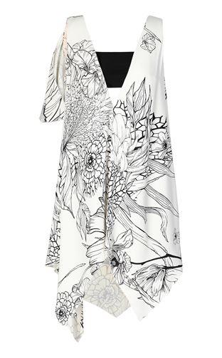 JUST CAVALLI Dress Woman Dress with print design f