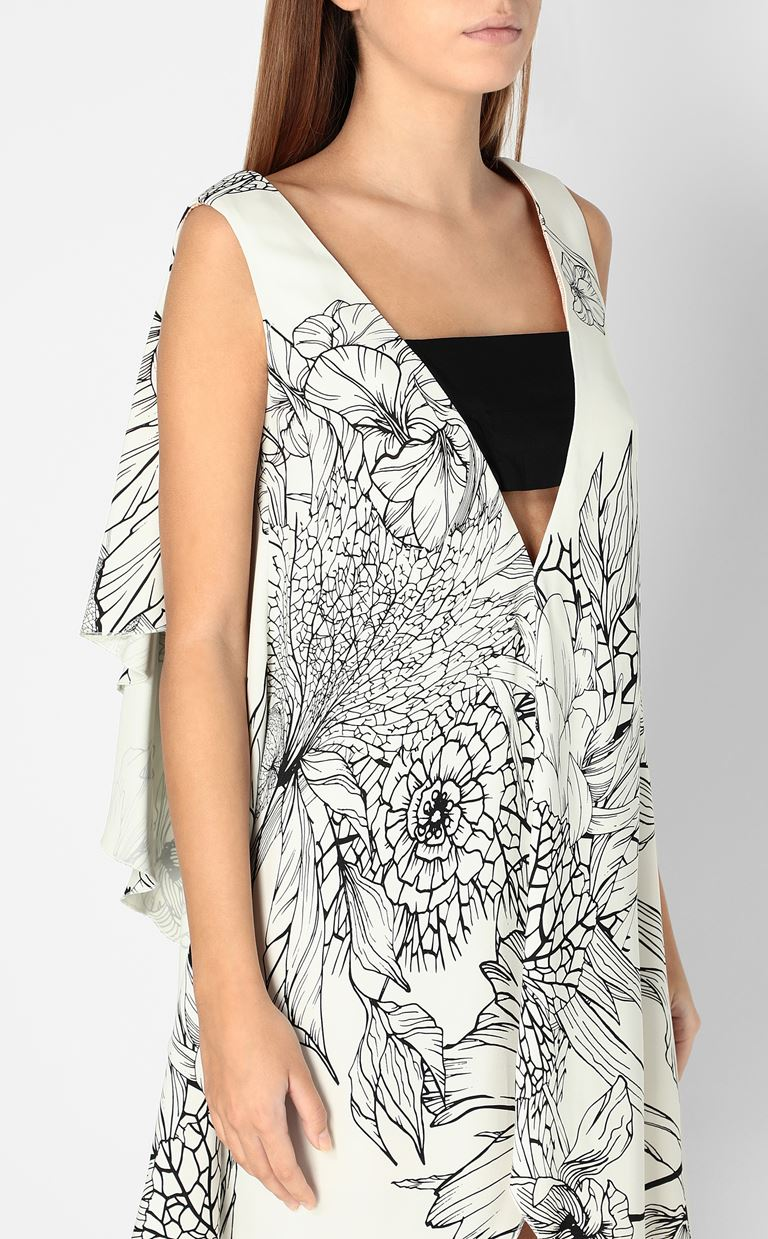 JUST CAVALLI Floral-printed dress Dress Woman e