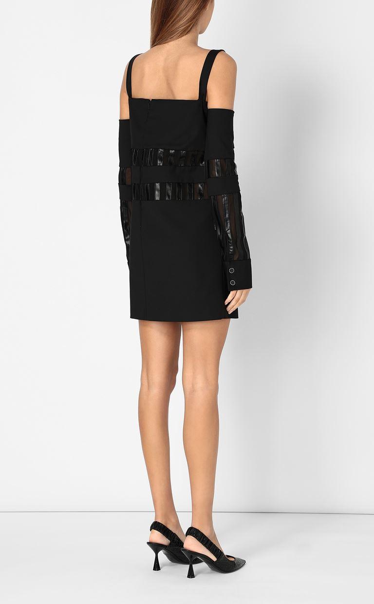 JUST CAVALLI Sateen dress Dress Woman a