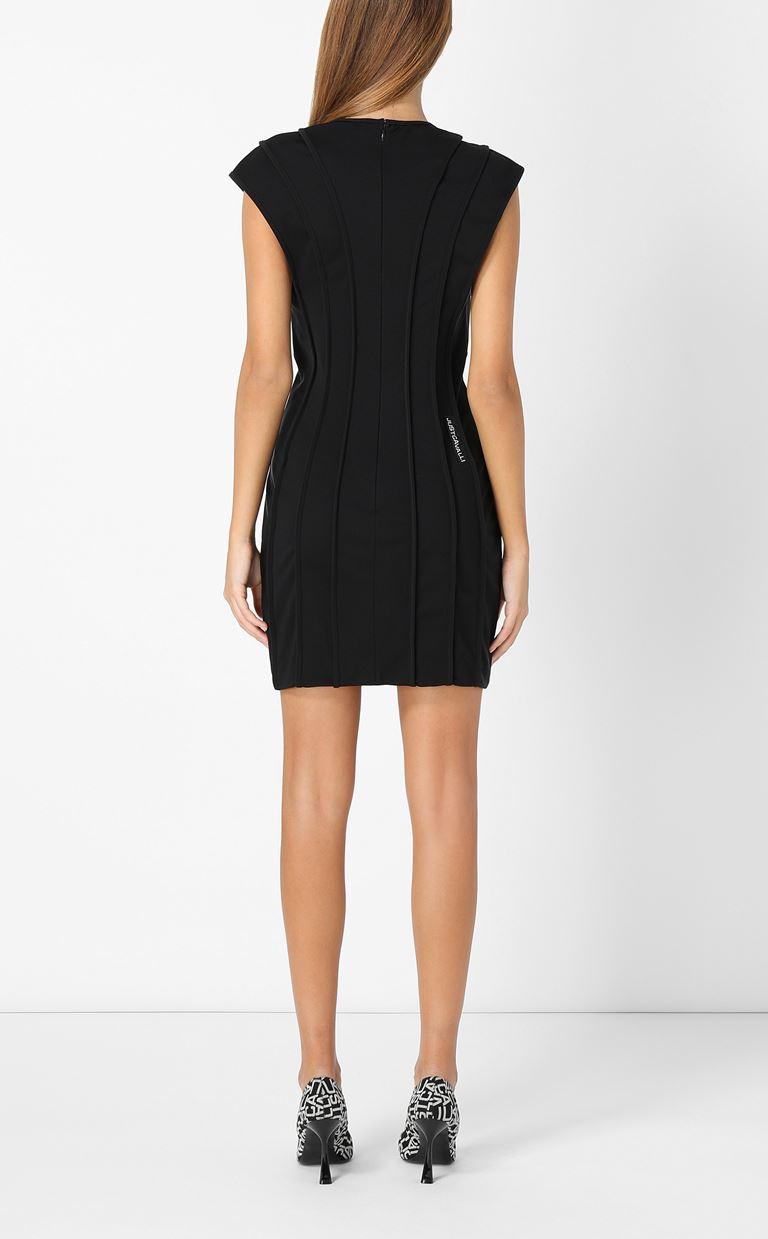 JUST CAVALLI Short black dress Dress Woman a