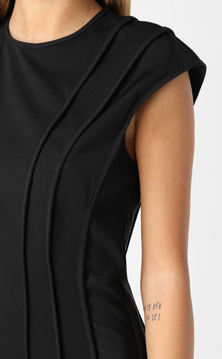 JUST CAVALLI Short black dress Dress Woman d