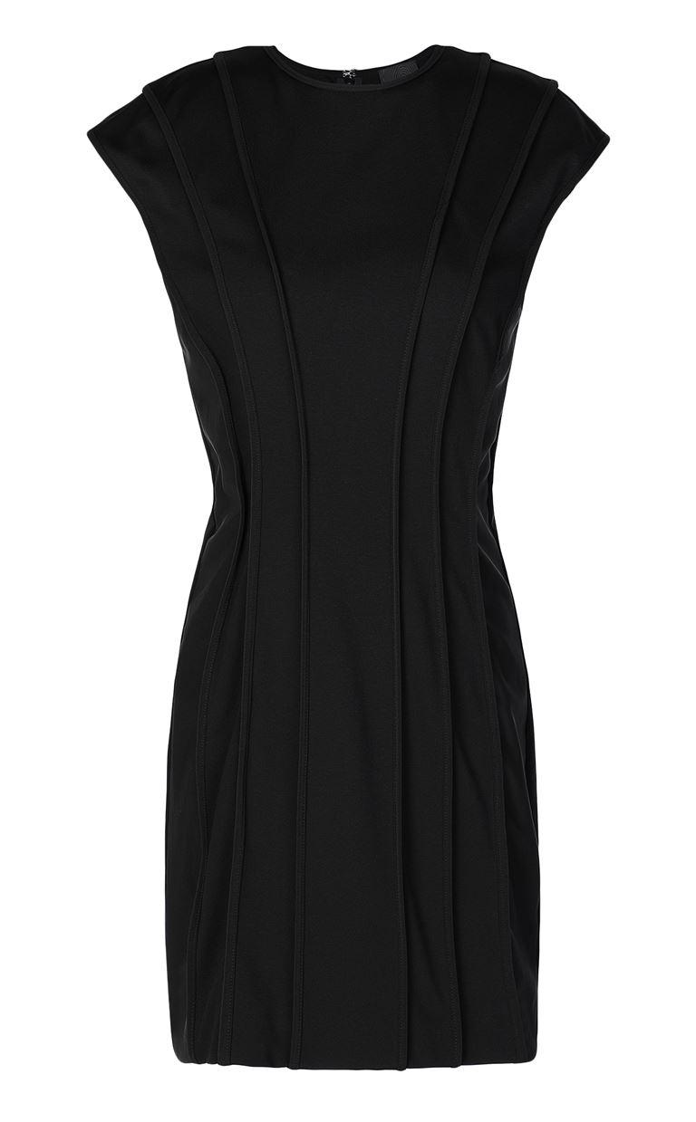 JUST CAVALLI Short black dress Dress Woman f