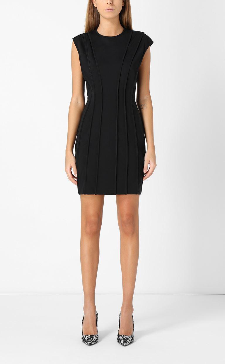 JUST CAVALLI Short black dress Dress Woman r