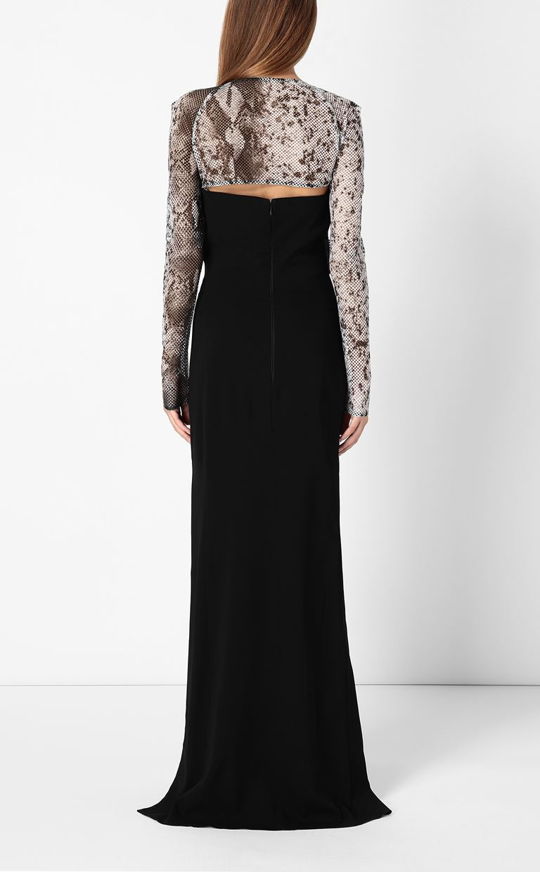 JUST CAVALLI Gown Long dress Woman a