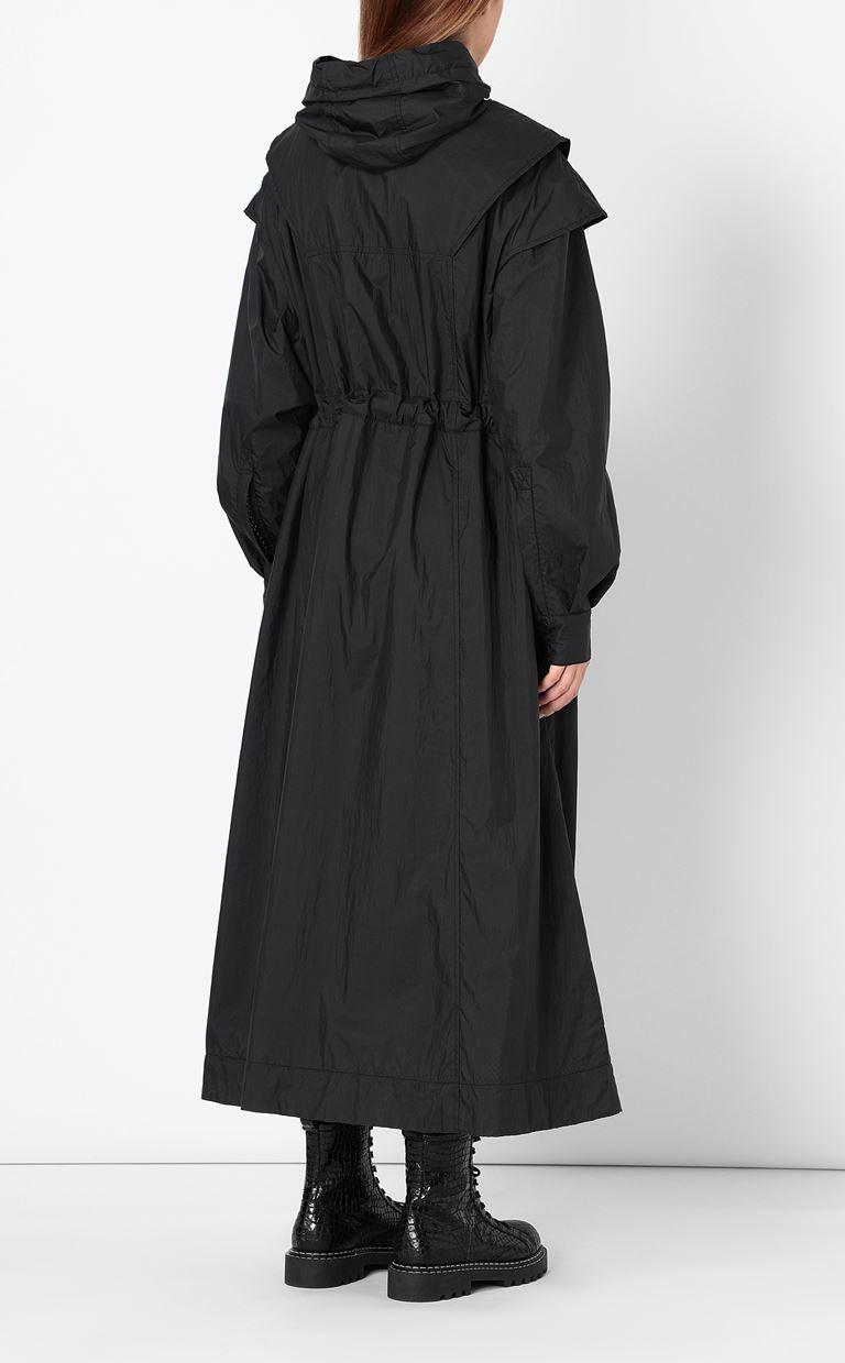 JUST CAVALLI Nylon parka jacket Raincoat Woman a