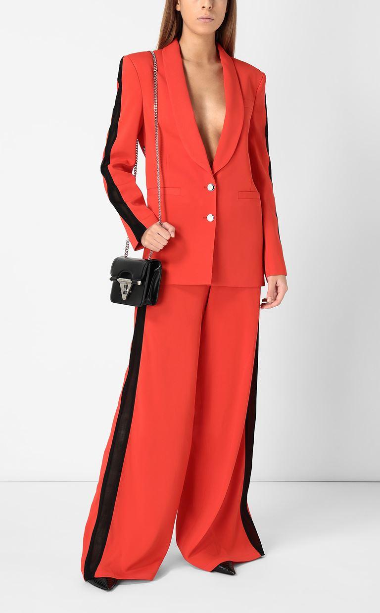 JUST CAVALLI Blazer with mesh detailing Blazer Woman d