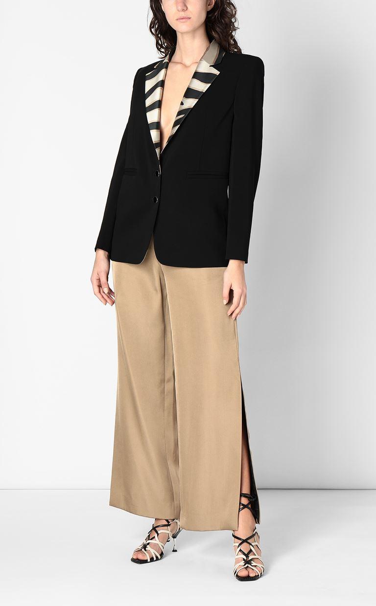 JUST CAVALLI Blazer with contrasting lapels Blazer Woman d