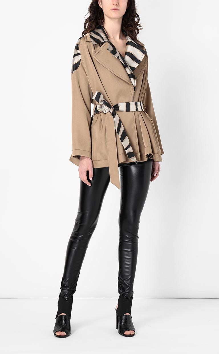 JUST CAVALLI Belted jacket Blazer Woman d