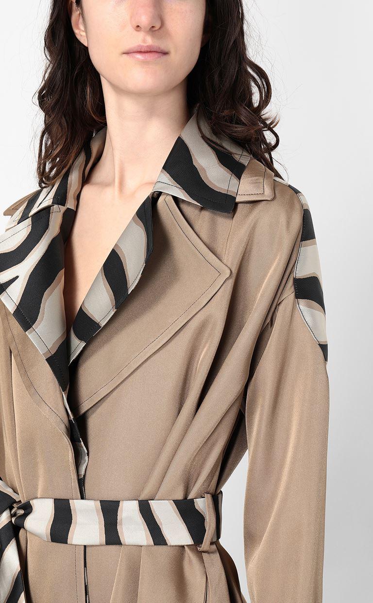 JUST CAVALLI Belted jacket Blazer Woman e