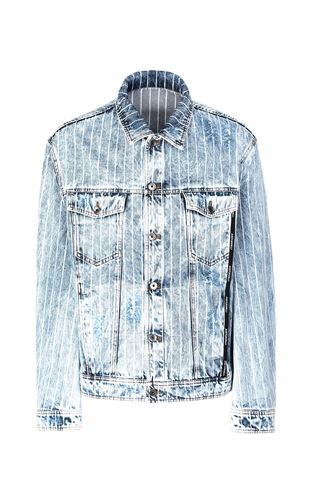 JUST CAVALLI Denim Jacket Man Denim jacket f