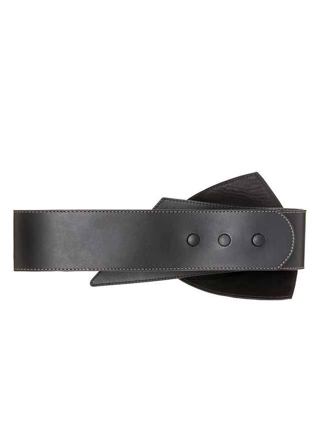 Marni Belt in calfskin patchwork bow Woman - 2