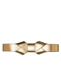 Marni Belt in lambskin origami bow Woman