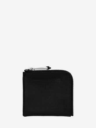McQ Two-Sided Zip Wallet