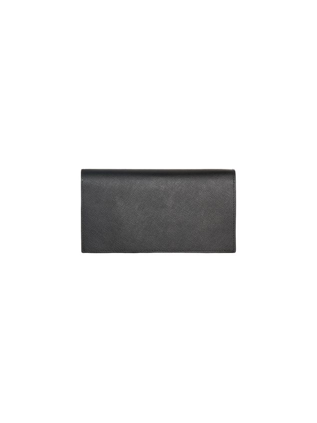 Marni Wallet in saffiano calfskin, TRUNK design Woman