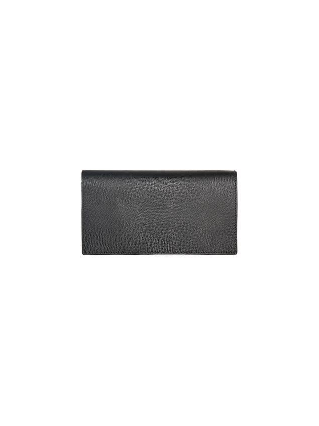 Marni Wallet in saffiano calfskin, TRUNK design Woman - 3