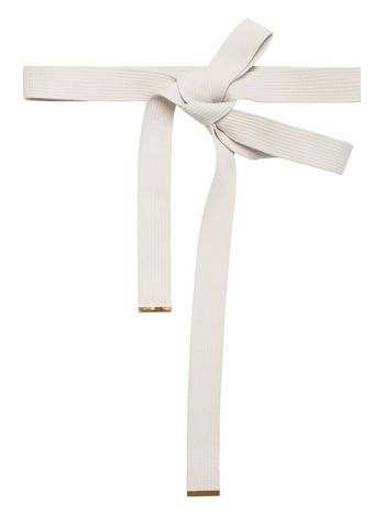 Marni Webbing tie belt Woman