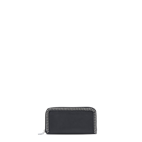 Portafoglio Continental Falabella Box Nero