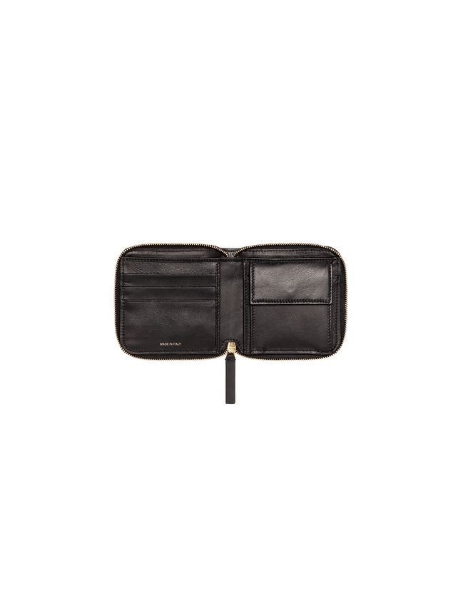 Marni Zip-around wallet in calfskin Woman - 2