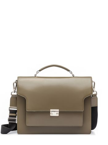 Marni Briefcase in calfskin Man