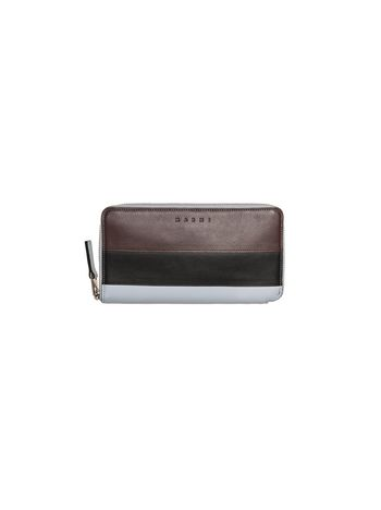 Marni Calfskin zip-around wallet Man
