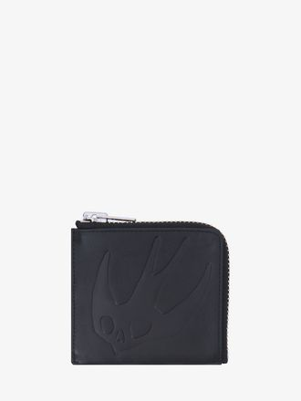 Swallow Zip Wallet