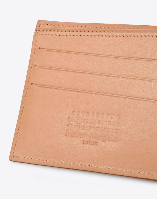 MAISON MARGIELA Classic calfskin wallet Wallet [*** pickupInStoreShippingNotGuaranteed_info ***] e
