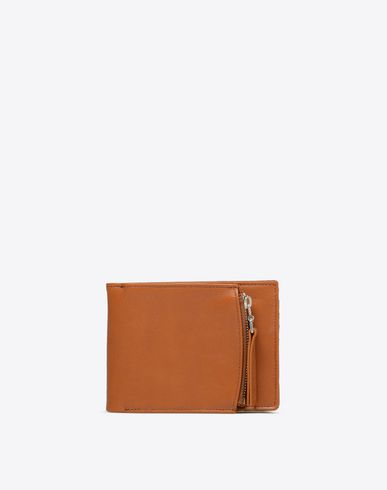 MAISON MARGIELA Wallets U Calfskin leather wallet f