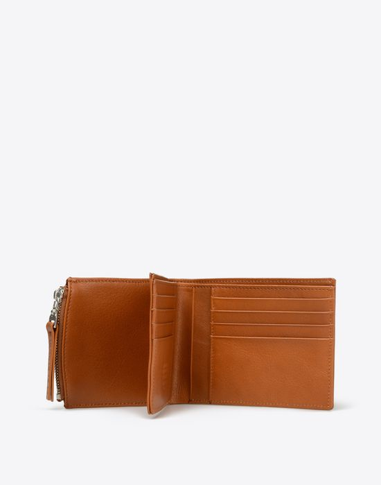 MAISON MARGIELA Calfskin leather wallet Wallet [*** pickupInStoreShippingNotGuaranteed_info ***] e