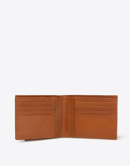 MAISON MARGIELA Calfskin leather wallet Wallet Man d