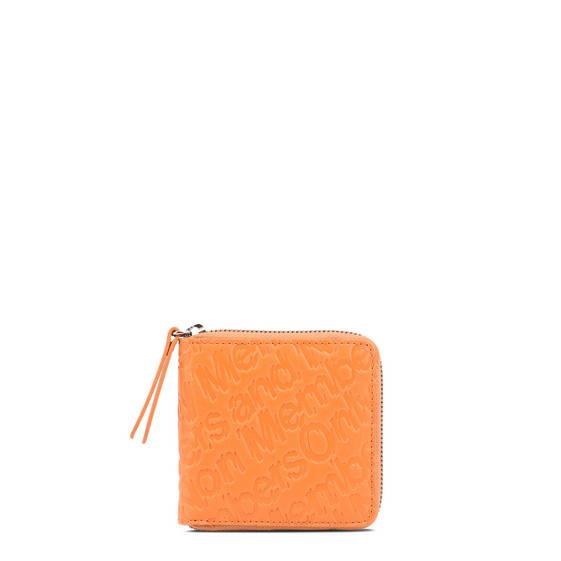 Honey Eco Alter Nappa Embossed Wallet