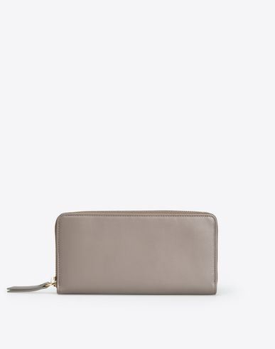 MAISON MARGIELA Wallets D Wallet in calfskin and PVC f