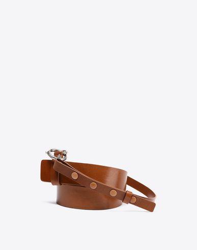 MAISON MARGIELA Belt D Calfskin harness f
