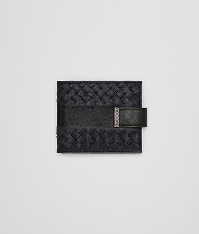 BOTTEGA VENETA TOURMALINE NAPPA WALLET Bi-fold Wallet Man fp