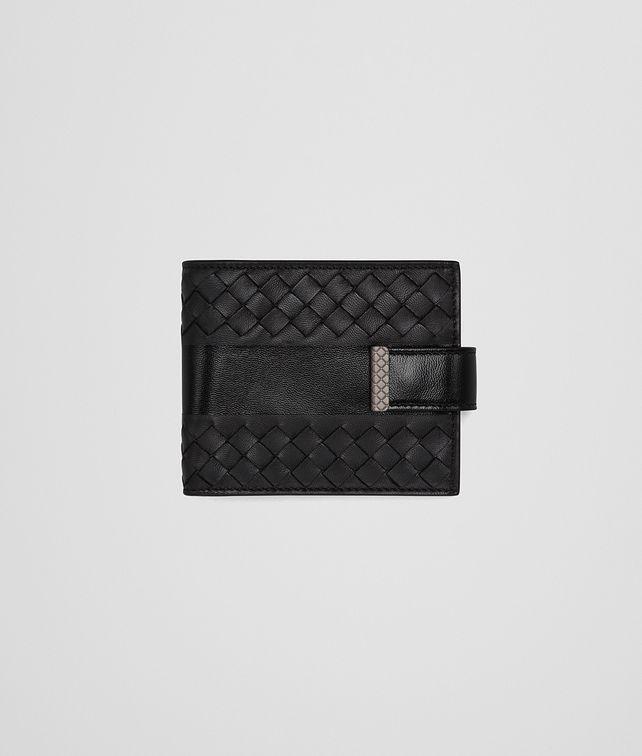 BOTTEGA VENETA NERO NAPPA WALLET Bi-fold Wallet Man fp