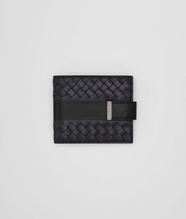 BOTTEGA VENETA TOURMALINE NAPPA WALLET Bi-fold Wallet U fp