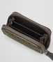 BOTTEGA VENETA DARK BRONZE NAPPA COIN PURSE Mini Wallet or Coin Purse D ap