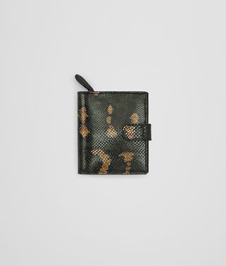 INTENSE MOSS KARUNG MINI WALLET