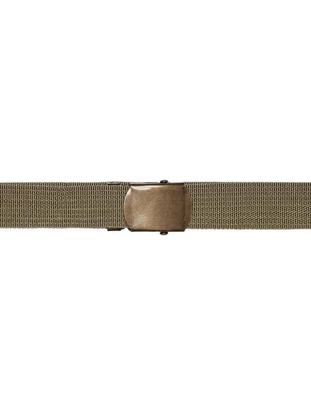 Marni Belt in green nylon ribbon Man - 2