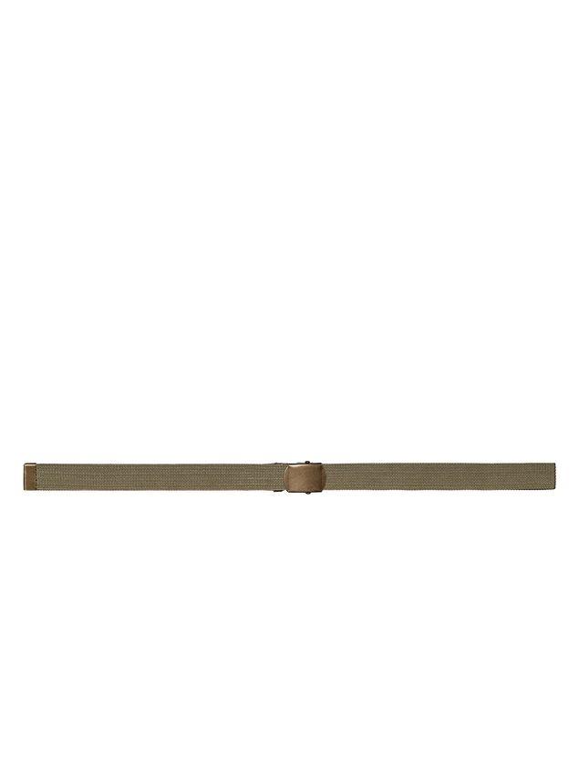 Marni Belt in green nylon ribbon Man - 1
