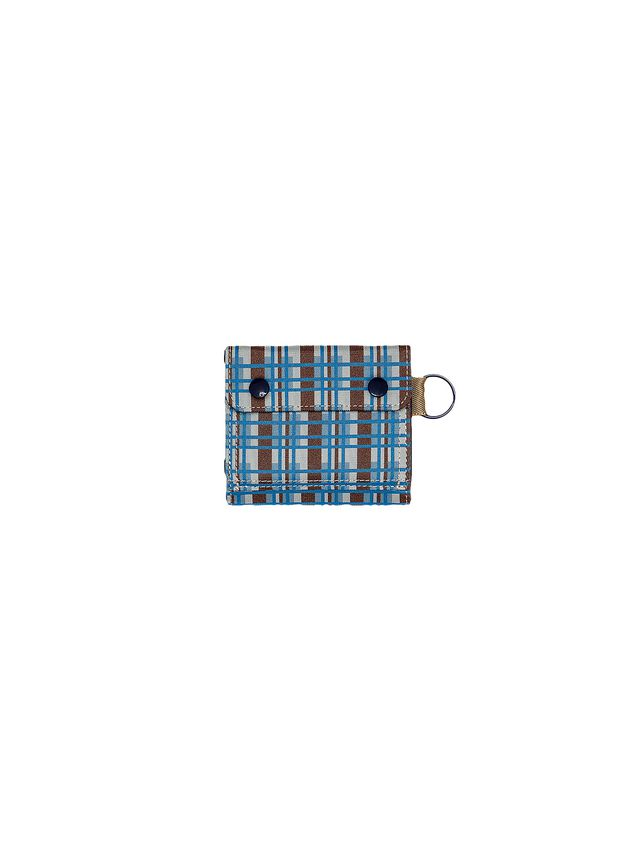 Marni PORTER wallet in nylon with Metro print Man - 1