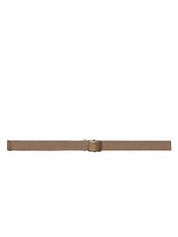 Marni Belt in brown nylon ribbon Man