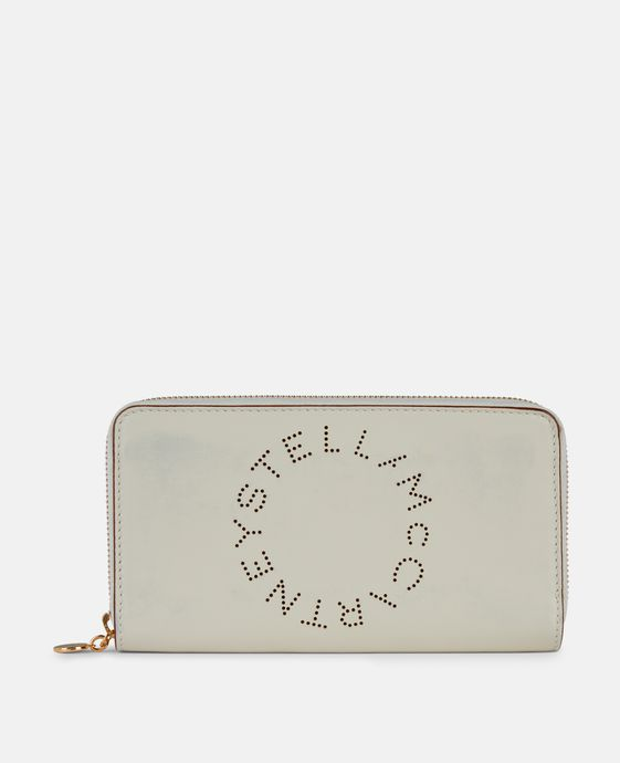 Stella Logo Zip Around Wallet