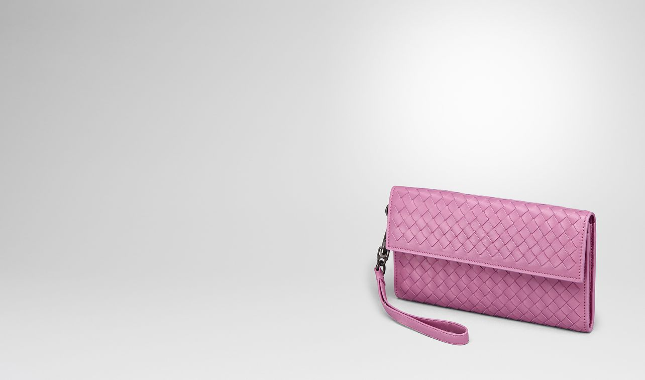 twilight intrecciato nappa continental wallet landing