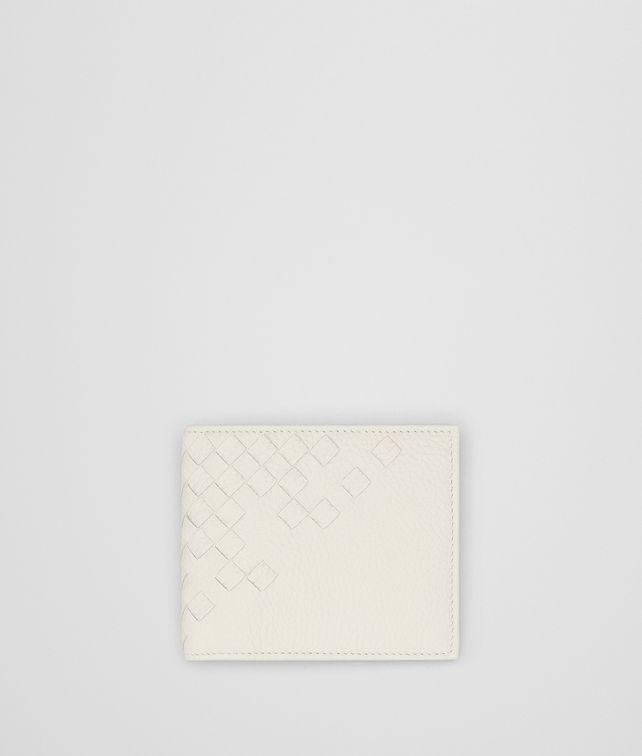 BOTTEGA VENETA LATTE CERVO WALLET Bi-fold Wallet Man fp