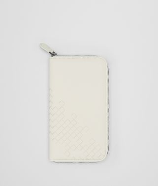 LATTE CERVO ZIP-AROUND WALLET